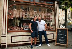 Turner & George Shop - Selfridges butchers