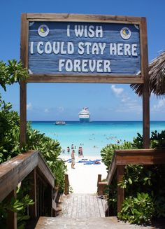 Half Moon Cay Bahamas |Caribbean beaches are some of the most beautiful beaches in the world. It's hard to pick a favorite. Here are just a few that make the top of the list.