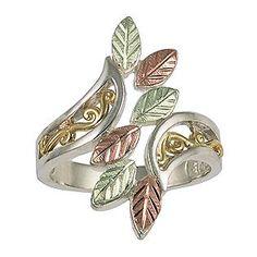 @Yash Nelapati Jent Black Hills Gold Ring