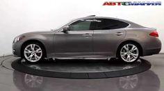 INFINITI M37S Luxury Sedan 2012