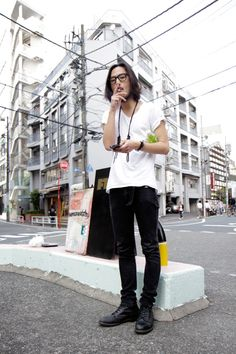 【STREET SNAP】Ryosuke Kimura |  Editor | ストリートスナップ | 原宿(東京)|