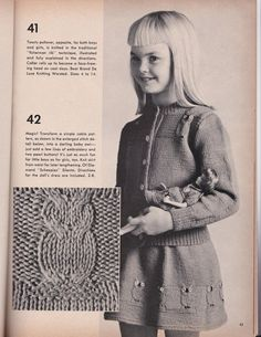 1593e7492d1a7c Today s Woman Knit-It Number 2 + 1966 + Vintage Knitting Patterns