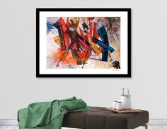 """Discover «""""Anger""""», Limited Edition Fine Art Print by Bianca  Paraschiv Art - From $29 - Curioos"""
