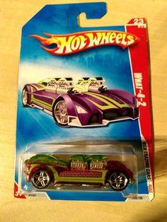 Hot Seat Hot Wheels 2001 diecast 1//64 scale car No 140