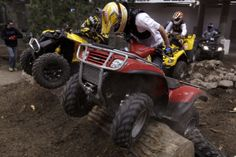 Check out photos from the 10th annual #Extreme Indoor Enduro #races, that include an obstacle course and #strider #race!