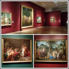 April's Homemaking: Our Visit to the Portland Art Museum - Gods and Heroes