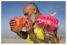 Manish Arora at Burning Man
