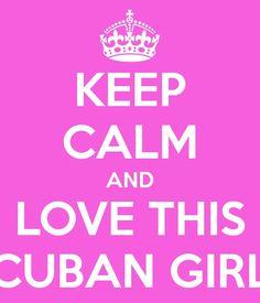 Love this Cuban Girl
