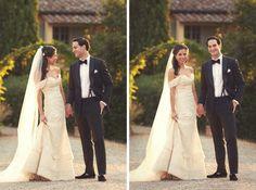 Villa Petrolo wedding in Tuscany - Italian Wedding Photographer Jules