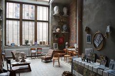 Karol Tchork's Studio, Warszawa