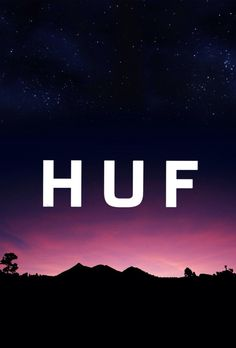 Only — waveical: Huf wallpapers