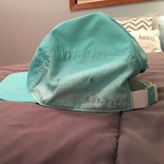 Shop Women's Nike Blue White size OS Hats at a discounted price at Poshmark. Description: Light blue and white, lightweight, adjustable strap. worn once. Panel Hat, Nike Men, Light Blue, Blue And White, Cap, Fitness, Accessories, Things To Sell, Fashion