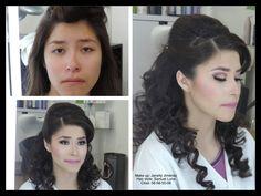 Está próximo tu evento?   El equipo de vellesa.salon te asesora!!! maquillaje y peinado. Solicita tu Cita al 58-58-55-08 #vellesa.salon #judithluna #janelly #luzma #makeup #peinados #maquillaje