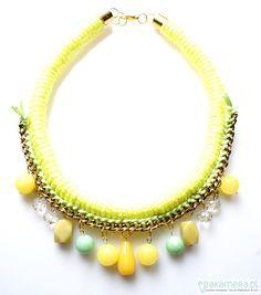 neon necklace - Pakamera.pl