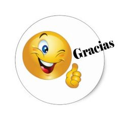 gracias Cute Smiley Face, Smiley Happy, Smiley Emoji, Funny Emoji Faces, Emoticon Faces, Animated Emoticons, Funny Emoticons, Emoji Images, Emoji Pictures
