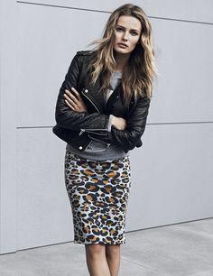 Edita Vilkevicute Sports H&M's Key Fall Fashion Pieces