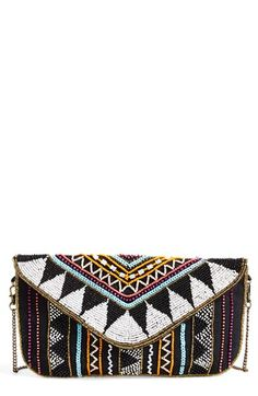 Street Level Beaded Crossbody Bag available at #Nordstrom