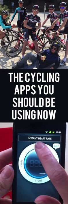 Many cycling apps are free and are a great way to revolutionise your riding and training experience. We've picked out 10.