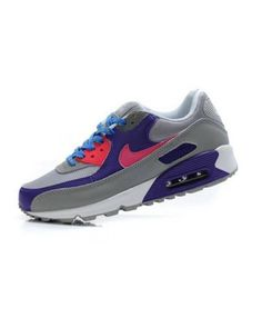 outlet store 32a0f dc244 Nike Air Max 90 Cool Grey Club Purple Pink Volt Mens Sale UK