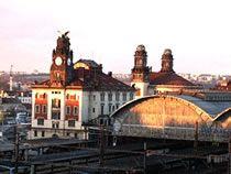 Praha Hlavni Nadrazi (Main Train Station), New Town, Prague 2