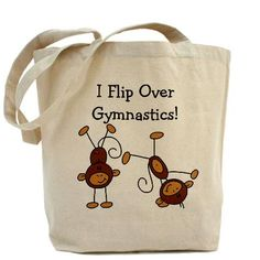 Flip Over Gymnastics Tote Bag CafePress has the best selection of custom t-shirts, personalized gifts, posters , art, mugs, and much more.{Cafepress-Orv5lT8f}