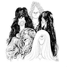 Aerosmith Draw The Line – Knick Knack Records