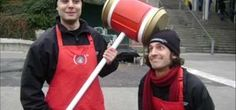 How to Make a giant Picopico hammer for cosplay like Amy Rose « Fashion Design