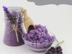 Lavender Sleepy Baby Scrub {Scrubs}