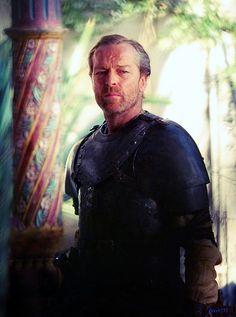 Iain Glen - A man of many talents. Valar Dohaeris, Valar Morghulis, Jorah The Andal, Mormont Game Of Thrones, Sir Arthur Dayne, Game Of Throwns, Ramsey Bolton, Ser Jorah Mormont, Finn Jones
