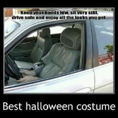 LOL until you can't even from this funny collection of humor. Best Halloween Costumes Ever, Cool Costumes, Happy Halloween, Halloween Humor, Unique Costumes, Halloween Stuff, Costume Ideas, Halloween Tips, Halloween Clothes