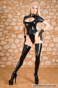 Only domina in latex asses Just