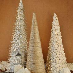 Handmade Christmas Trees, Pt. 3