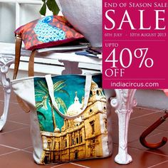Add a dash of fun to your style with perky #Bags. Coolness guaranteed. #sale #endofseason