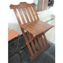 Folding Wooden Chair