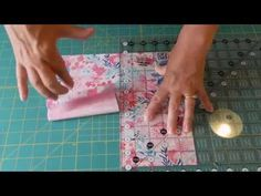 Star Cakes - Shortcut Quilt Series – Fat Quarter Shop-YouTube:video-4:55min-Kimberly presents Star Cakes, a Layer Cake Shortcut Quilt. This pattern takes one print Layer Cake and one solid Layer Cake with just a little bit of sashing and your ready to go.