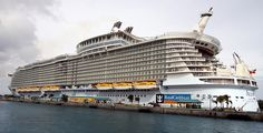 Best overall review of the Allure of the Seas. Includes pictures, menus, and daily compasses
