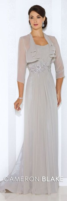 Cameron Blake Spring 2016 - Style No. 116653 Cameron Blake Spring 2016 – Style No. 116653 Cameron Blake Spring 2016 – Style No. Mob Dresses, Bridal Dresses, Bridesmaid Dresses, Dress Wedding, Hair Wedding, Wedding Ceremony, Bridesmaids, Mother Of The Bride Dresses Long, Mothers Dresses