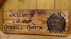 Hobbit plaques