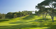 The Old Course, Oceanico.  Vilamoura in The Algarve.