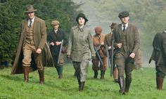 Need to watch this sis in law says so good!  #DowntonAbbey #Scenery #Costumes