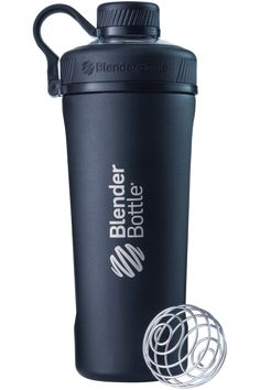 Insulated or Glass Shaker Bottles | BlenderBottle® Radian™