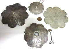 Burmese 'buttons'