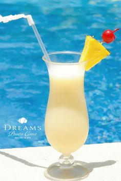 Happy First Day of Summer! Celebrate with a drink by the pool at Dreams Punta Cana!