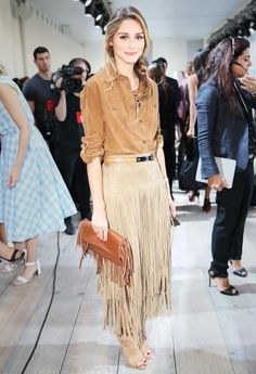 Pulling off fringe can be tricky, but thanks to these tips it doesn't have to be