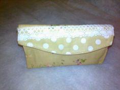 Rózsás zsebkendő tartó, solba66, meska.hu Sunglasses Case