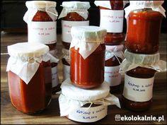 ketchup z cukinii