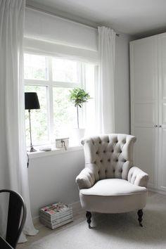My home and lifestyle: Kontor och dressingroom