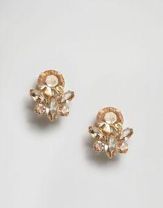 ASOS+Pretty+Stone+Stud+Earrings