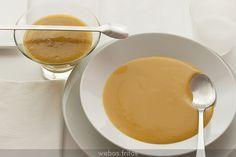 Recetas de comida triturada para enfermos crónicos