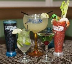 Mulligan's Beach House: Join us for happy hour everyday between 3pm and 7pm.
